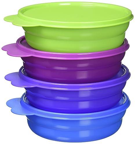 Tupperware Microondas Tazón de Cereales Set: Amazon.es: Hogar