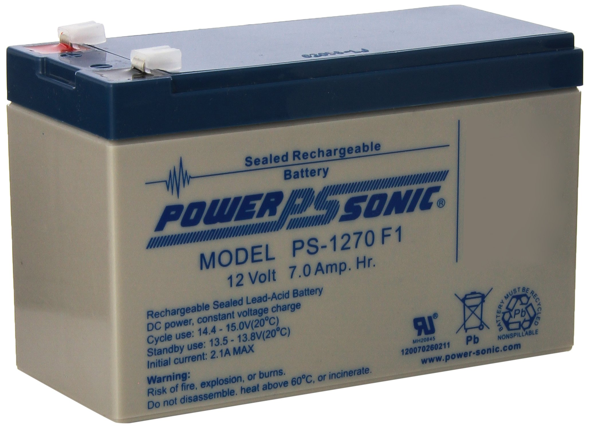 THERMO FISHER SCIENTIFIC 400159 Replacement Back-Up Battery for Ultra-Low Temperature Freezer