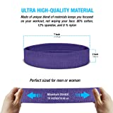Suddora Sweatband/Headband - Terry Cloth Athletic