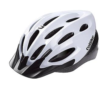 Catlike Zest Casco de Ciclismo, Unisex Adulto, Blanco, M/55-59