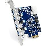 CSL – Scheda PCIe 4 porte USB 3.0 | Plug&play