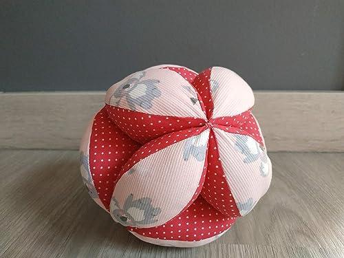 Pelota Montessori con cascabel personalizada.: Amazon.es: Handmade