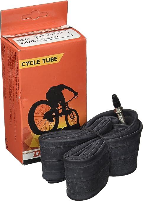Deestone Cycle Tube, Camara 24 X1,75/1,95 V/BICI: Amazon.es ...