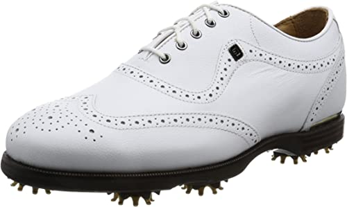Icon Black Closeout Golf Shoes