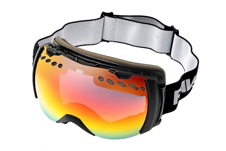 RAVS SNOWBOARDBRILLE  Schutzbrille SKIBRILLE skiing  goggles Schutzbrille