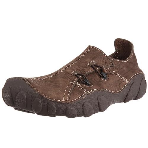 Clarks Momo Spirit 001187127 - Zapatillas de casa de cuero hombre, color marrón, talla 46.5: Amazon.es: Zapatos y complementos