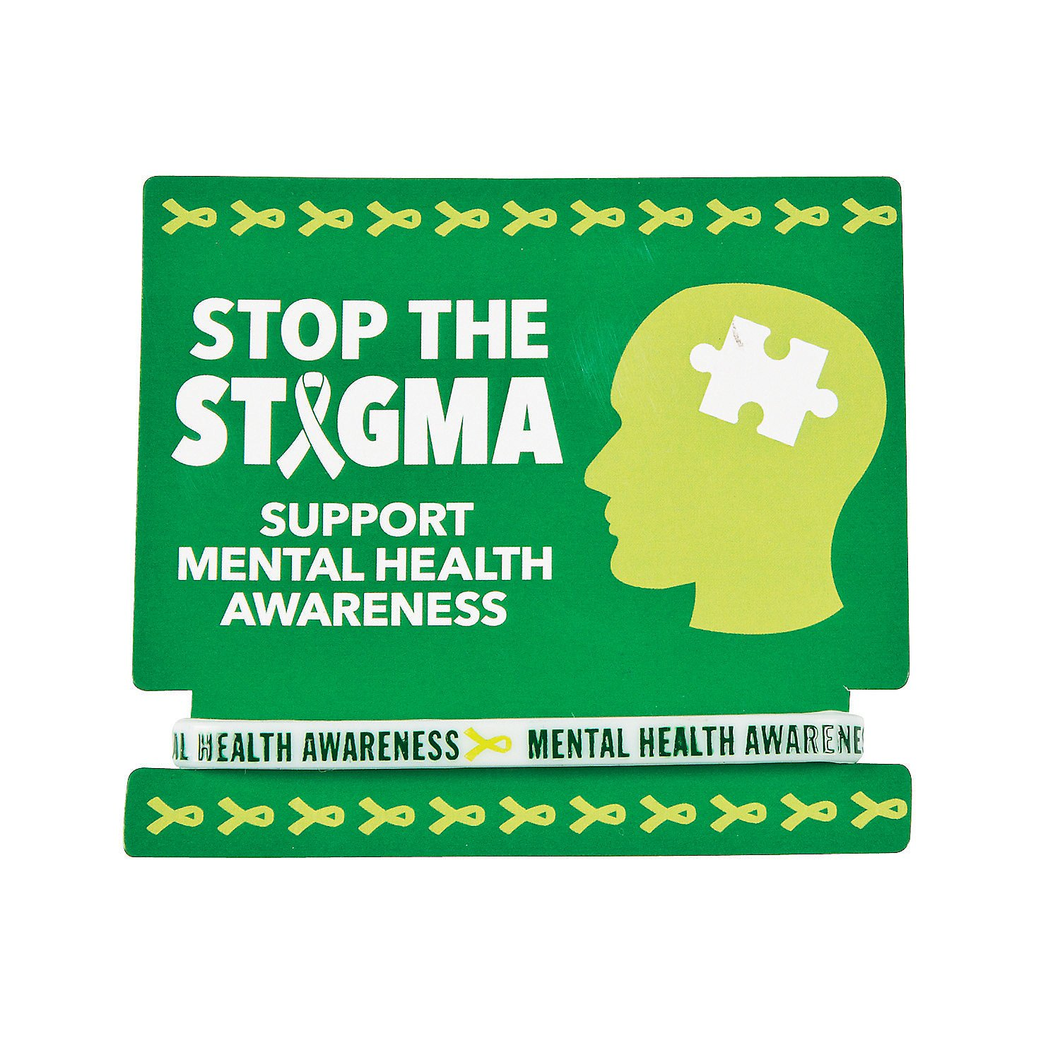health category mhaw mental tips rgb bracelet awareness