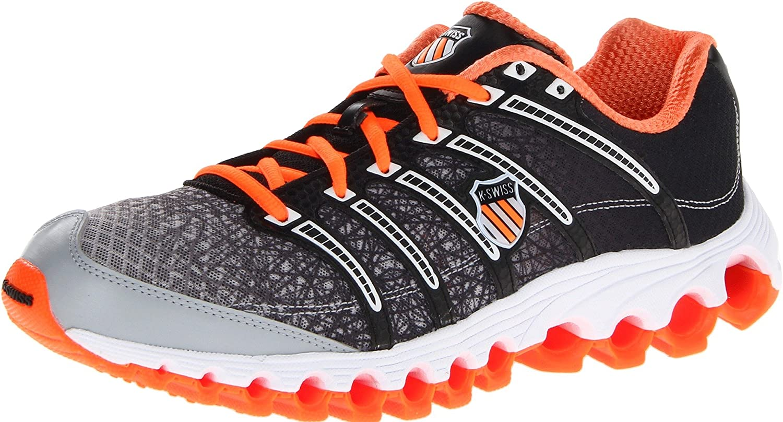 Running Shoe, Orange/Bright Yellow