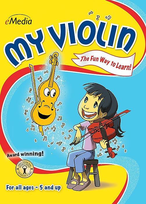 eMedia My Violin [Mac Download] - Learn at Home
