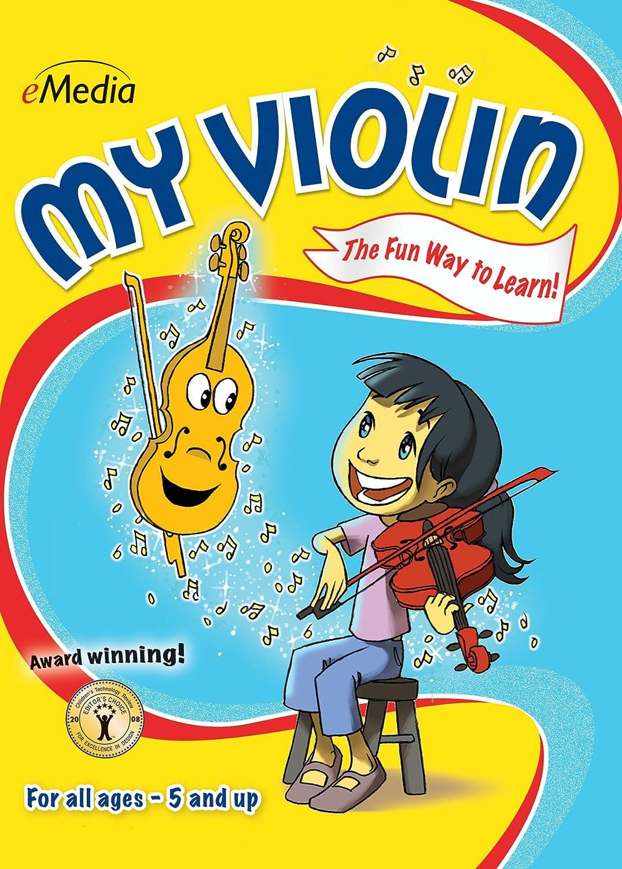 eMedia My Violin [PC Download] eMedia Music