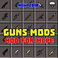Mods : Guns Mod for MCPE