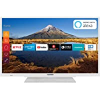 Telefunken XH32G511-W 81 cm (32 Zoll) Fernseher (HD ready, Triple Tuner, Smart TV, Prime Video)