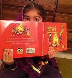 Lohri: The Bonfire Festival (English and Punjabi Edition