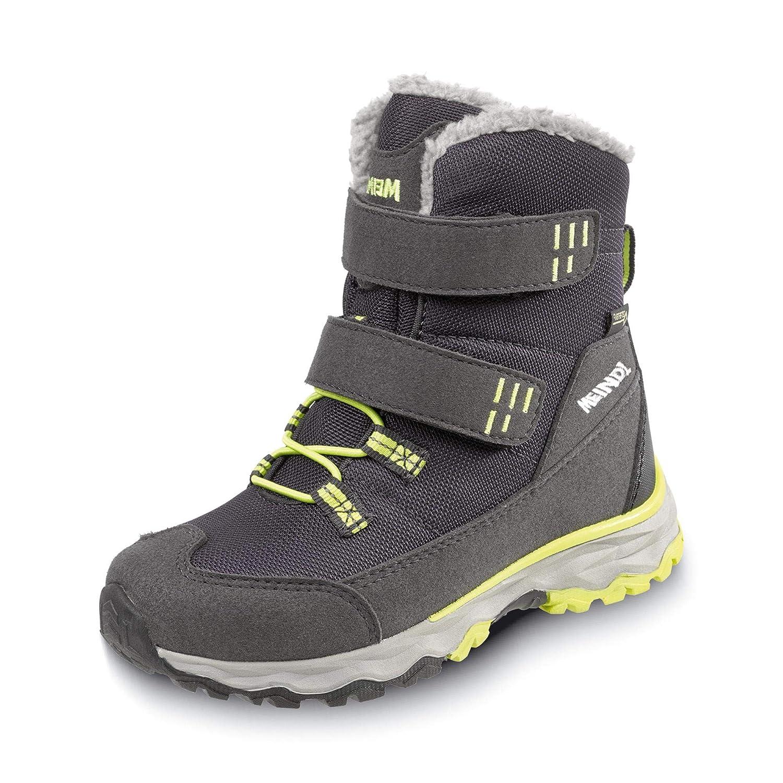 Meindl 7657 31 Altino Junior Jungen Gore-TEX/® Winterbootie aus robustem Nylon