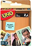 Image for ​UNO The Office Card Game with 112 Cards & Instructions, Gift for Kid, Adult or Family Game Night, Ages 7 Years & Older…