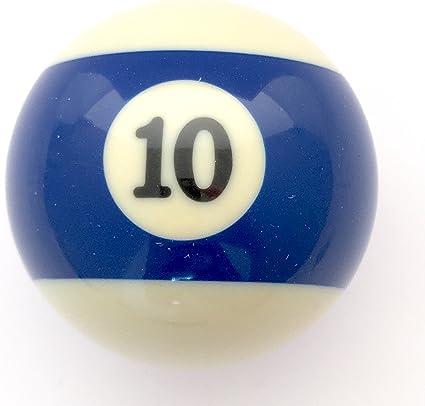 Custom billar bolas de billar pomo de la palanca # 10: Amazon.es: Coche y moto