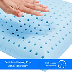 Memory Foam Pillow For Neck Pain Reviews
