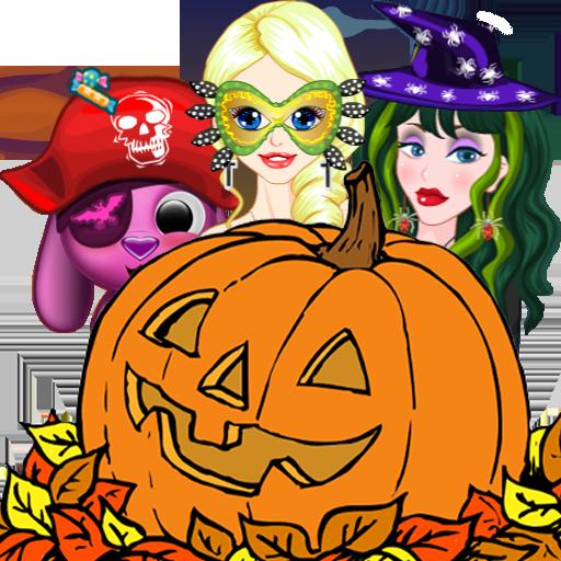 Girl Games: Halloween Fun (Halloween Games For Girls)