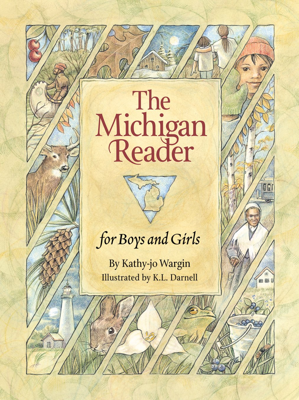 Download The Michigan Reader: for Boys and Girls ebook