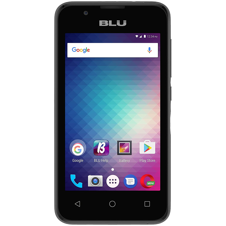 BLU Avanzar 4,0 L3 desbloqueo de Dual Sim Smartphone-Gris: Amazon ...