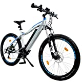 NCM Moscow Plus Bicicletta elettrica Mountainbike, 250W, Batteria 48V 14Ah/16Ah • 672Wh/768Wh