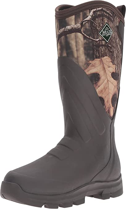Muck Boot Woody Grit Rubber Men's WorkHunting Boot