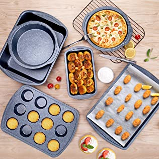 Nonstick Bakeware Set by CUSIBOX
