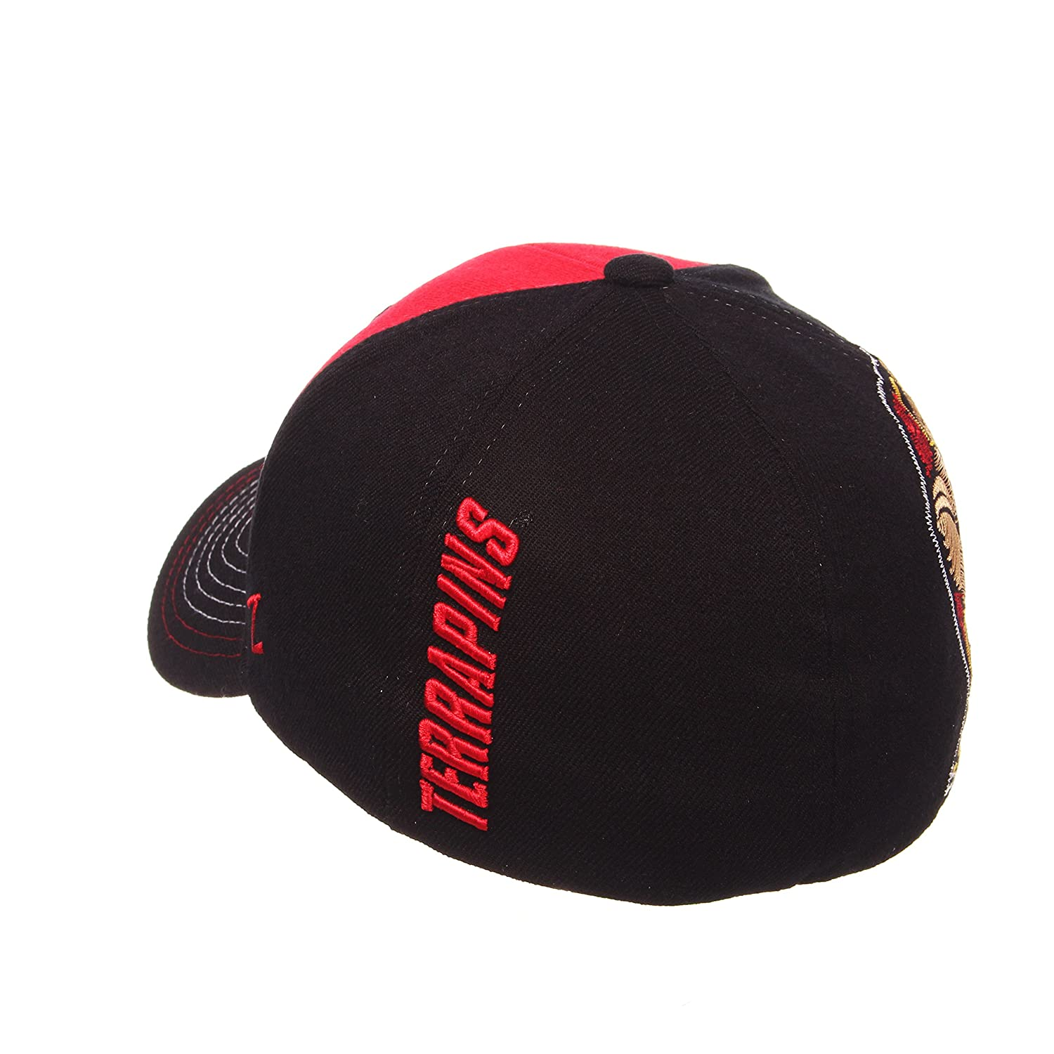 NCAA Maryland Terrapins Mens Stitch Hat X-Large Team Color