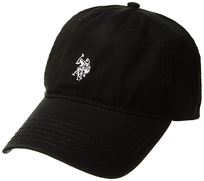 U.S. Polo Assn. Women s Washed Baseball Cap 943a4a38335