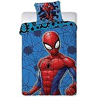 Marvel Aymax Spiderman Duvet Cover 140 x 200 cm + Pillowcase 100% Polyester