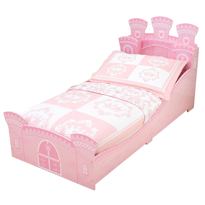 KidKraft 76278 Cama infantil niña estilo Castillo de princesa de ...