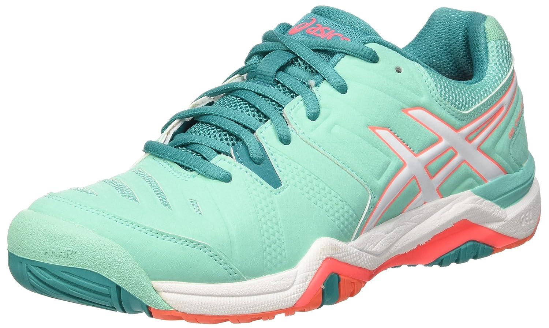 Asics Gel-Challenger 10 W, Zapatillas de Tenis para Mujer E554Y 3801