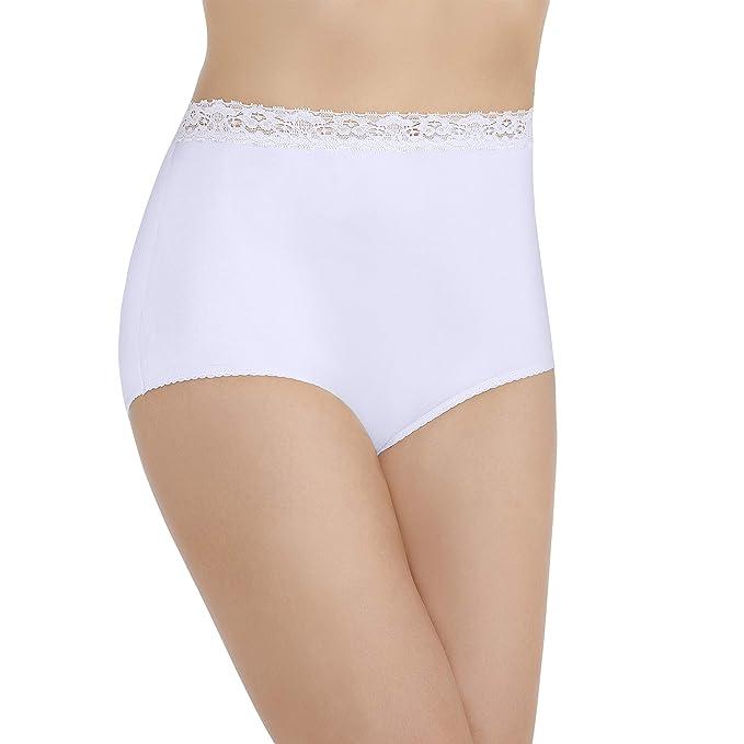 Vanity Fair Mujer perfectamente Yours Nylon elástico Breve Panty: Amazon.es: Ropa y accesorios