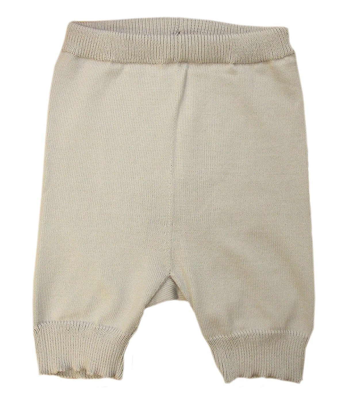 100% Merino wool adult SHORTS cloth diaper cover soaker knit knitted handmade (XL, Light grey)