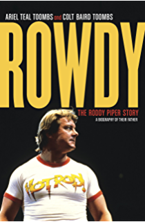 Amazon ric flair to be the man wwe ebook ric flair mark rowdy the roddy piper story fandeluxe PDF