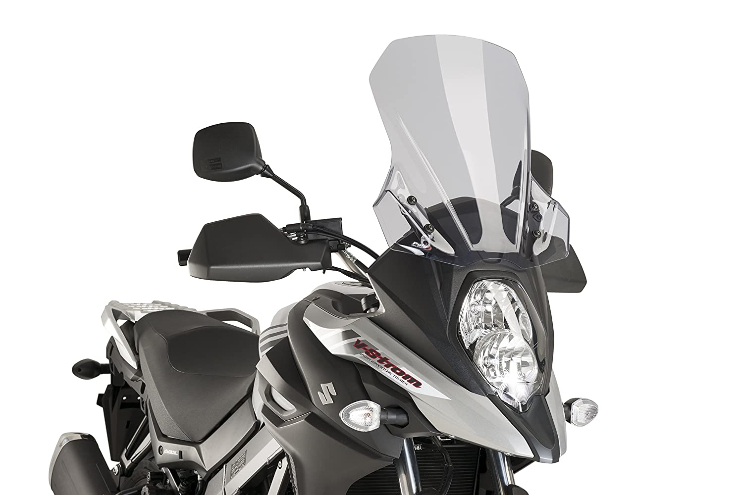 Puig 9719H Touring Screen for Model, Smoked Motoplastic S.A.