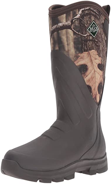 9f20c4b494e Muck Boot Woody Grit Rubber Men's Work/Hunting Boot