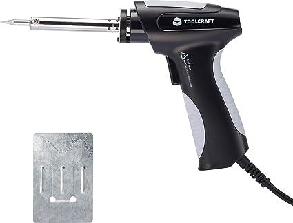 Soldador a pistola 230 V/AC 100 W Toolcraft kf-30100s