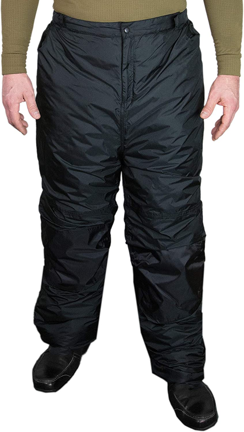 Black, XL RPS Outdoors Mens Snow Pant