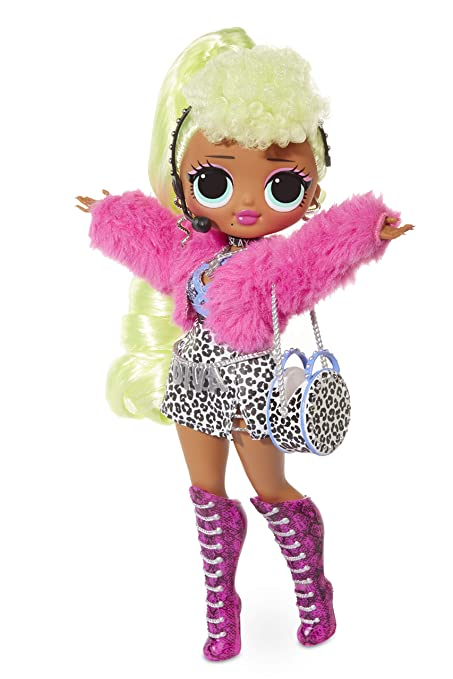 73718a8859d18 LOL Surprise! OMG Lady Diva Fashion Doll with 20 Surprises
