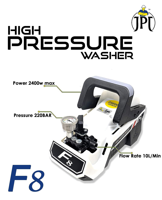 Jpt f8 2400 Watt pressure Washer