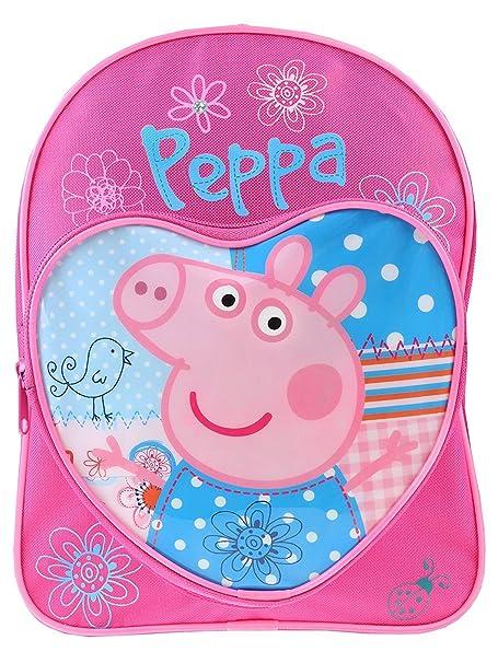 6037775987f Peppa Pig PEPPA001177 - Mochila para niñas