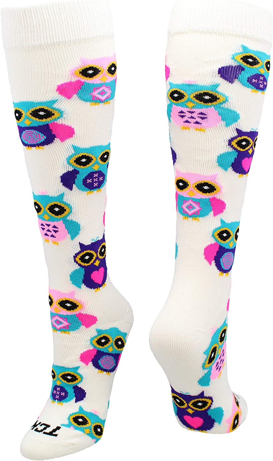 TCK Krazisox Owl Socks Over The Calf