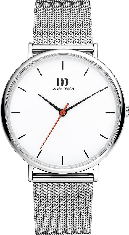 Danish Design Urban Quartz Analog White Dial Men's Watch