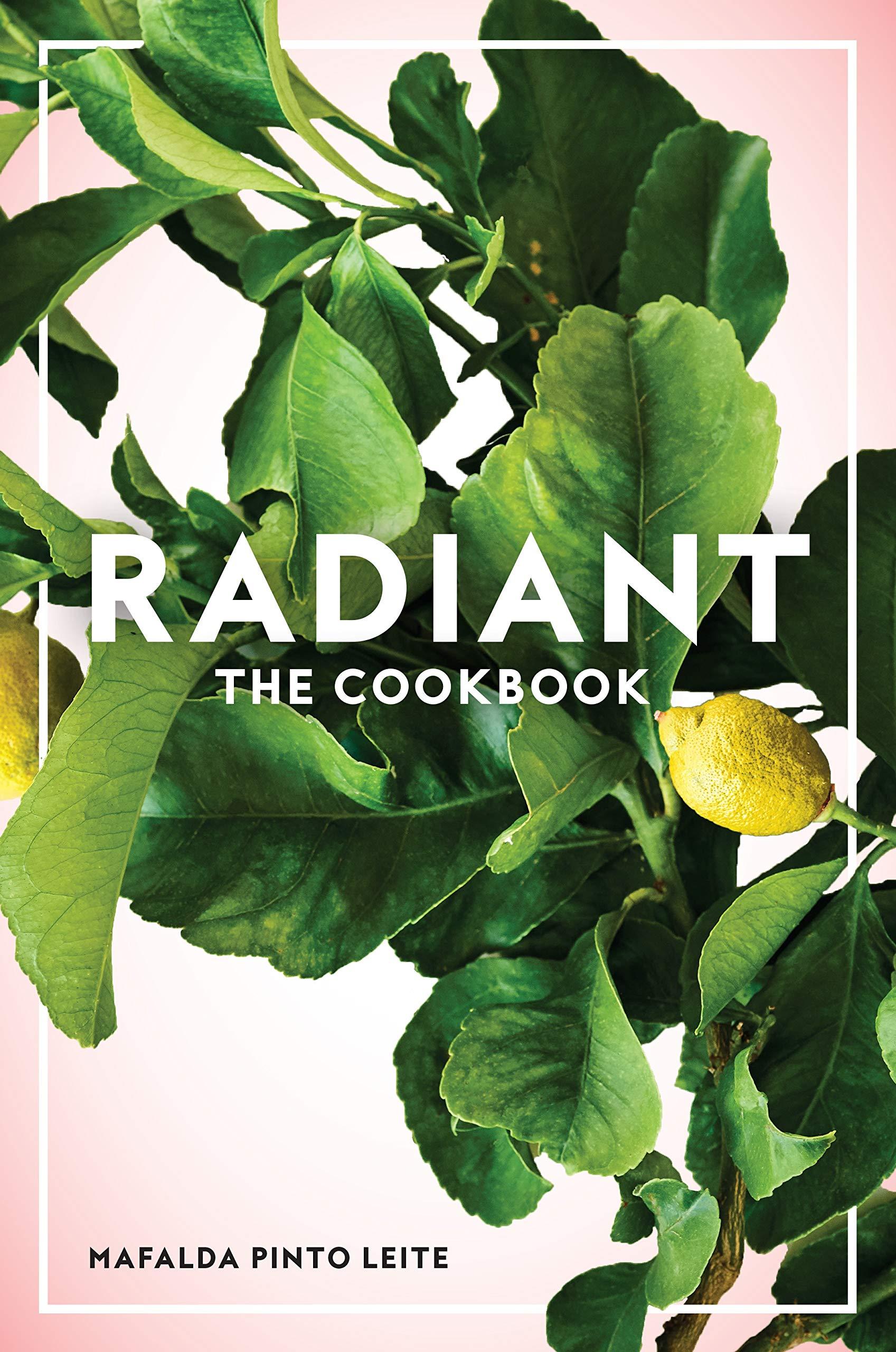 Radiant Cookbook Mafalda Pinto Leite product image