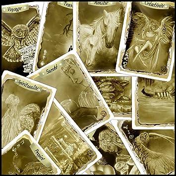 NADE Tarjetas mágicas (oráculos, guía, talismán): Amazon.es: Juguetes y juegos