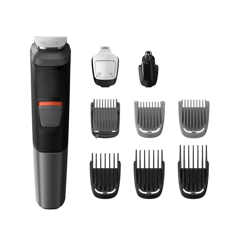 Philips MG Recortador de barba y precisión  tecnología Dualcut autonomía de