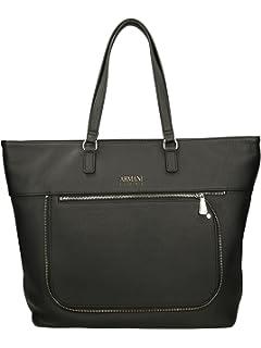 a73ede2d53f2 Armani Jeans Pebble Faux Leather Tote Bag  Amazon.co.uk  Shoes   Bags