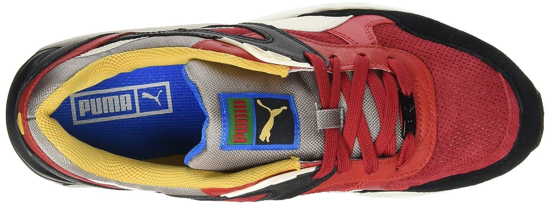 new style f0e89 83f66 Puma Herren R698 Flag Sneaker  Amazon.de  Schuhe   Handtaschen
