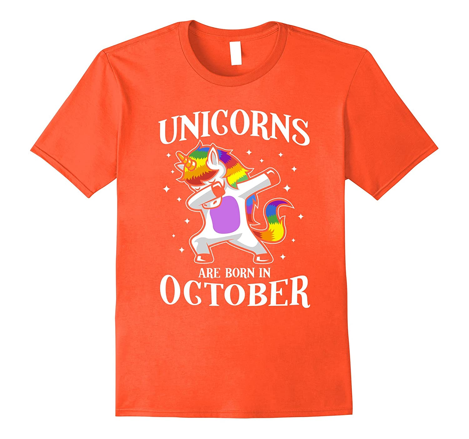 Unicorn Happy Birthday Shirt